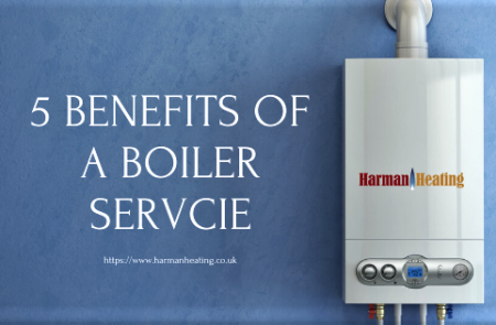 5 Benefits Of A Boiler Service