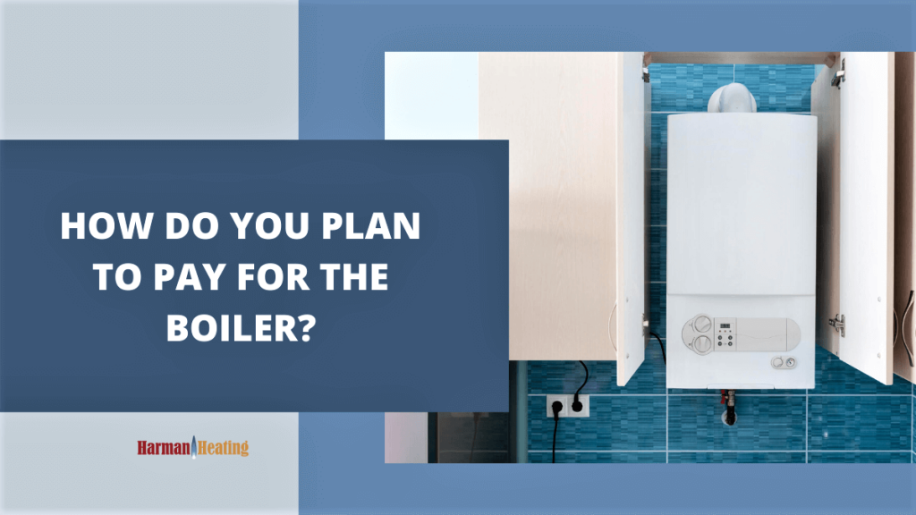 How to pay for the new boiler image for post